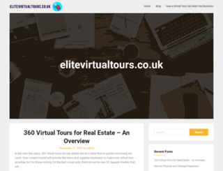 elitevirtualtours.co.uk screenshot