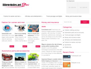 elitewebsites.net screenshot