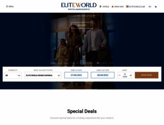 eliteworldhotels.com.tr screenshot