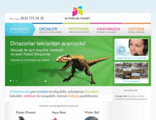 elitpen.com.tr screenshot