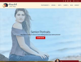 eliwedel.com screenshot
