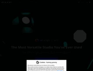 elixxier.com screenshot