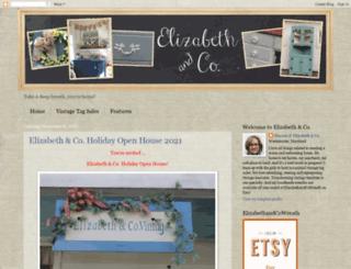 elizabethandco.blogspot.com screenshot