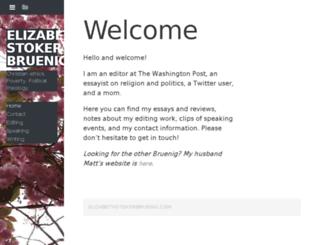 elizabethstokerbruenig.com screenshot