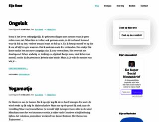 eljadaae.nl screenshot