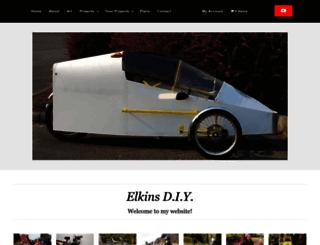 elkinsdiy.com screenshot