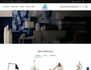 elklighting.com screenshot