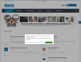 elkotek.no screenshot
