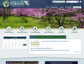 elkton.org screenshot