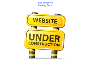ella-jewellery.com screenshot