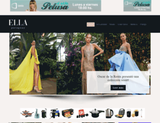 ella.paraguay.com screenshot
