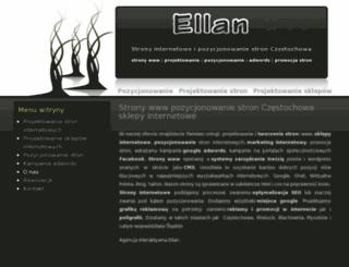 ellan.pl screenshot