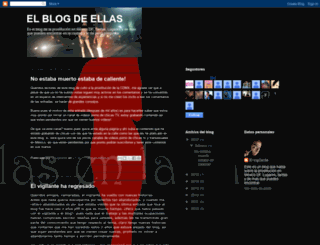 ellasenlacalle.blogspot.mx screenshot