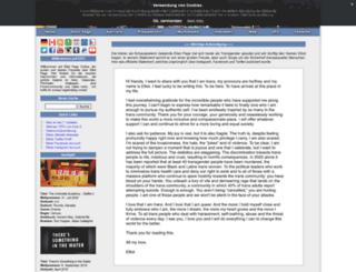 ellen-page.net screenshot