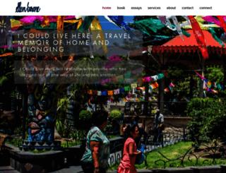 ellenbarone.com screenshot