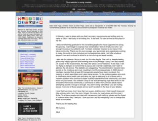 ellenpageonline.com screenshot