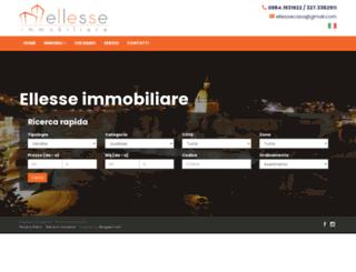 ellessecasa.com screenshot