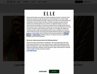elleuk.com screenshot