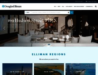 elliman.com screenshot