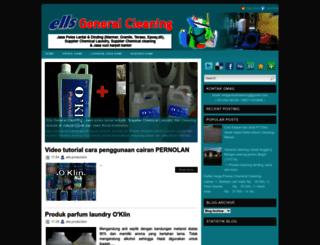 ellsgeneralcleaning.blogspot.com screenshot