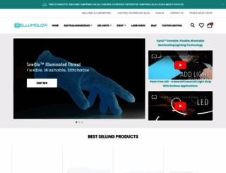ellumiglow.com screenshot