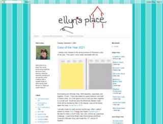 ellynsplace.blogspot.com screenshot