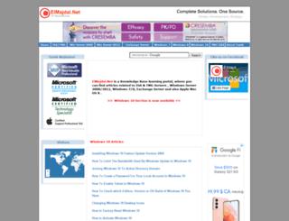 elmajdal.net screenshot