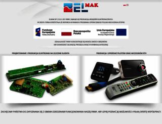 elmak.pl screenshot