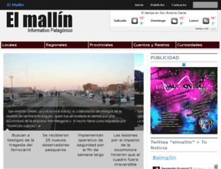elmallindigital.com.ar screenshot