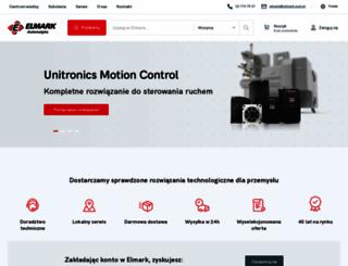 elmark.com.pl screenshot