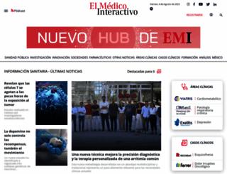 elmedicointeractivo.com screenshot