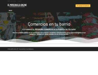 elmercadillo.online screenshot