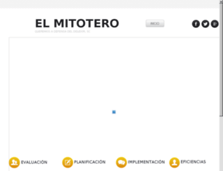 elmitotero.net screenshot