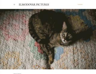 elmodovarpictures.blogspot.com screenshot