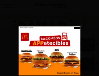 elmorrocotudo.cl screenshot