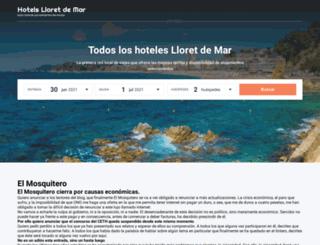 elmosquitero.com screenshot