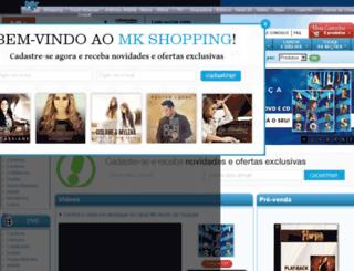 elnetshop.com.br screenshot