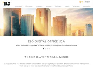 elo.com screenshot