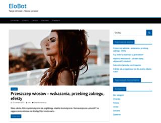 elobot.pl screenshot