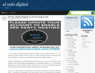 elociodigital.com screenshot