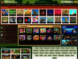 elokuvat-and-tv.1001pelit.com screenshot