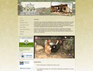 elolivardelpuerto.com screenshot