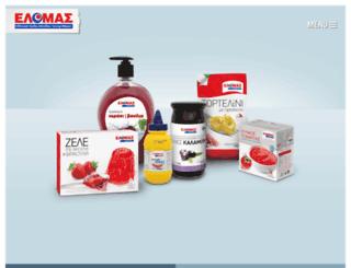 elomas.gr screenshot