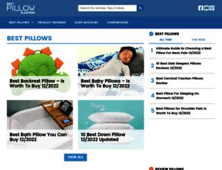 elopillow.com screenshot