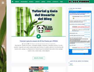 elosopanda.com screenshot