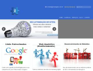 elowdigital.com.br screenshot