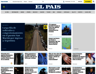 elpais.com.uy screenshot