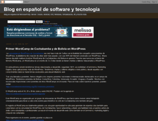 elpaladintecnologico.blogspot.ru screenshot