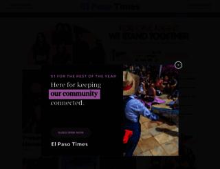 elpasotimes.com screenshot