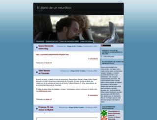 elpesado.wordpress.com screenshot